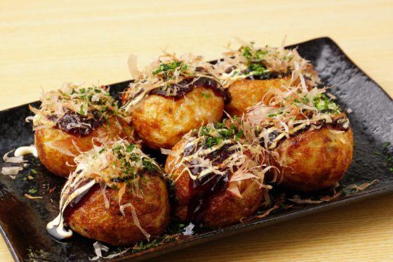 Tien populaire streetfoodgerechten uit Japan