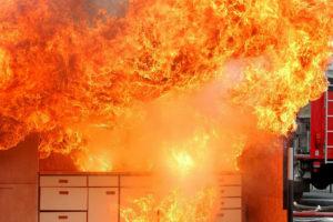 Brandschade in je restaurant? Voorkom dat je je zaak moet sluiten