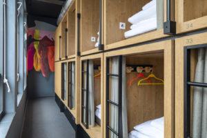 Bunk hotel Utrecht heeft deuren geopend