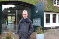 Restauranthouder Alfred van Kempen serveert vooral biologische gerechten