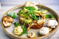 Cateraars zien stijgende vraag naar plantaardige gerechten