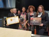 Talal Hasan wint voor tweede keer Lekkerste Lunchgerecht On the move