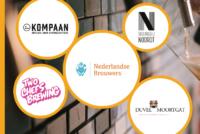 Vier nieuwe leden voor Nederlandse Brouwers