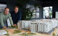 Rene Bogaart start met strandpaviljoen Mambo Kijkduin