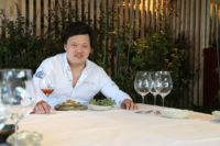 Chef Kelvin Lin opent 'one table restaurant' in Nayolie