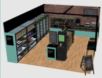 Meinders Catering lanceert onbemande foodmarket