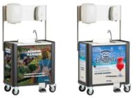 Cateraar breidt uit met mobiele handwas-unit