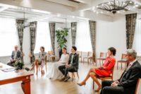 Meerderheid bruiloftcateraars verwacht einde jaar niet te halen