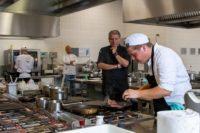 Jonnie Boer examineert bij Cas Spijkers Academie Breda