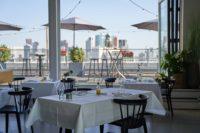 Fontein breidt uit met een pop-up rooftop restaurant