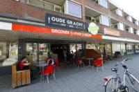 Cafetaria Oude Gracht wordt Restaria Oude Gracht