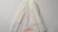Dunkin' lanceert lijn met 'bruiloftskleding'