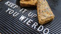 Wierdo introduceert snacks op basis van zeewier