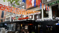 'Cafés balen van schermverbod EK-wedstrijden'