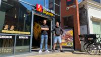 Broers van der Wende openen tweede Spare Rib Express bezorgrestaurant