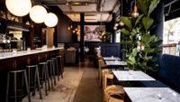 Visbar Beet omgebouwd tot Bar Bistro Bravour