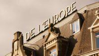 Hotel De L'Europe Amsterdam viert 125 jarig bestaan
