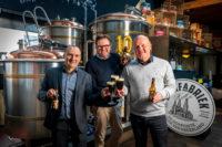 De Bierfabriek viert 10-jarig jubileum met eigen Dubbel Bock